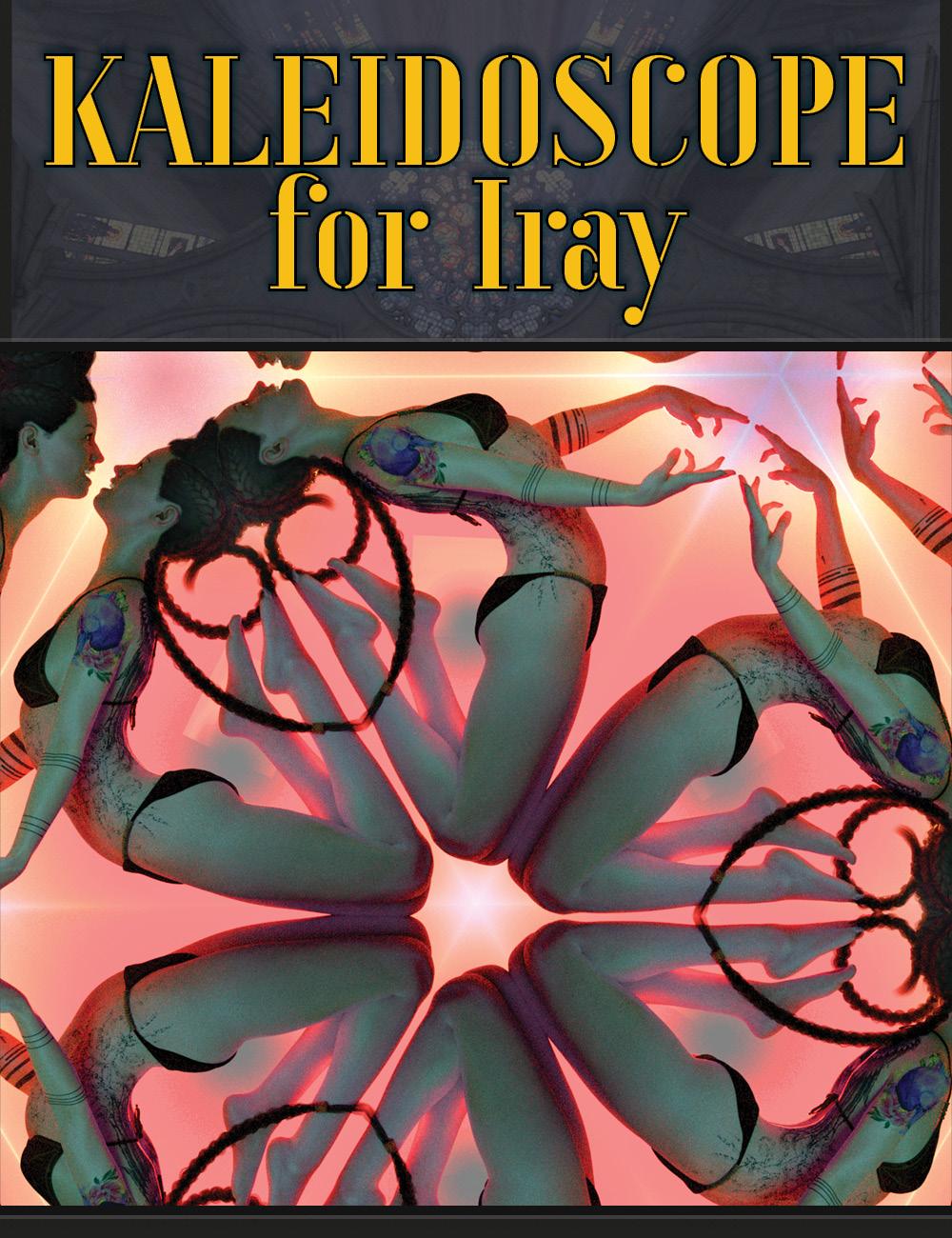 Kaleidoscope for Iray by: Marshian, 3D Models by Daz 3D
