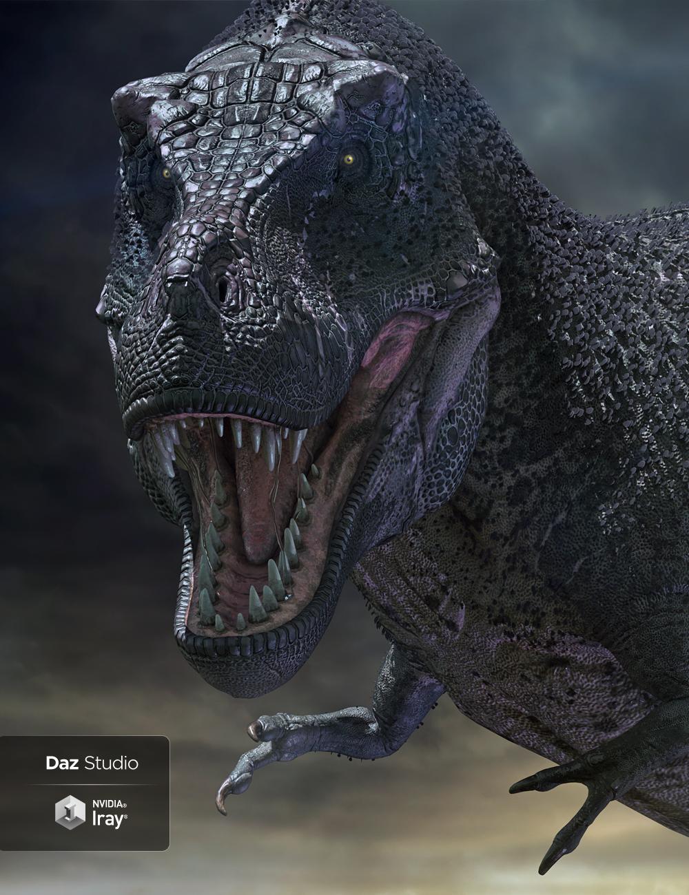 Tyrannosaurus Rex 3 by: Herschel Hoffmeyer, 3D Models by Daz 3D