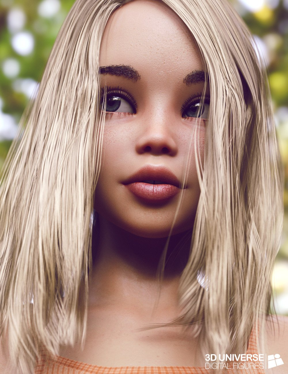 Dayton Bundle for Genesis 8 Female(s) by: 3D Universe, 3D Models by Daz 3D