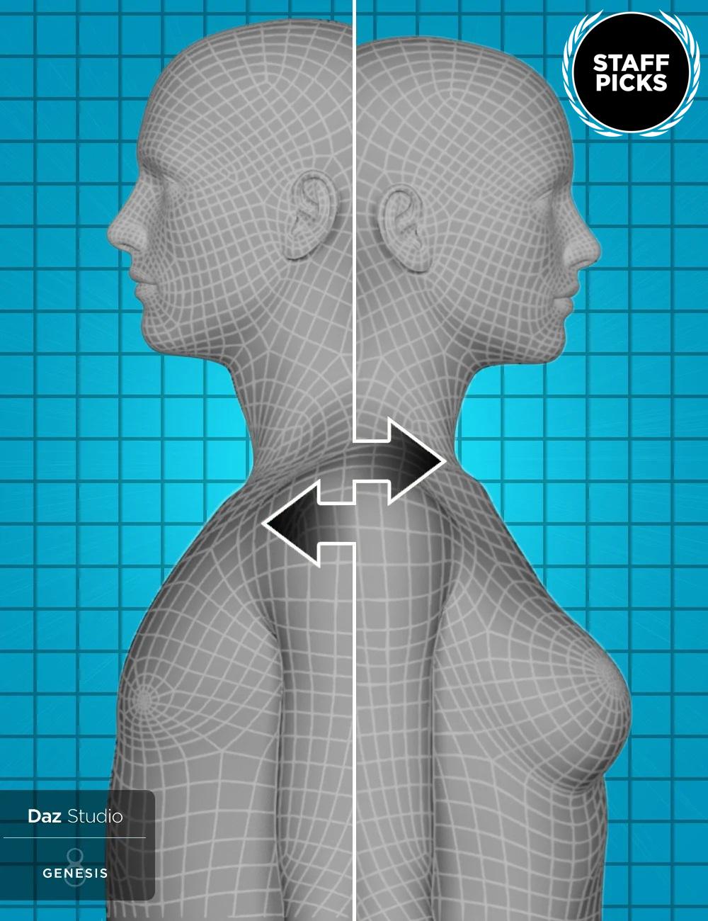 Genesis 8 Cross-Figure Resource Kit by: , 3D Models by Daz 3D