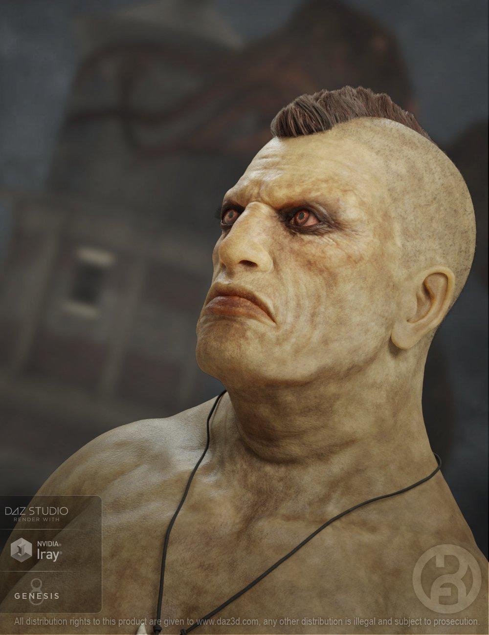 Innis for Genesis 8 Male by: RawArt, 3D Models by Daz 3D