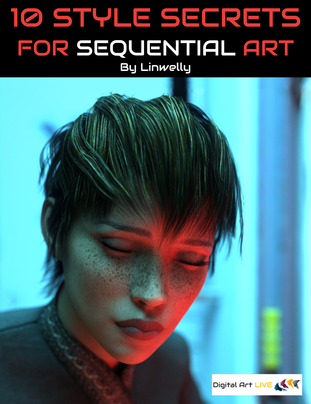 Ten Style Secrets for Sequential Art by: Digital Art Live, 3D Models by Daz 3D