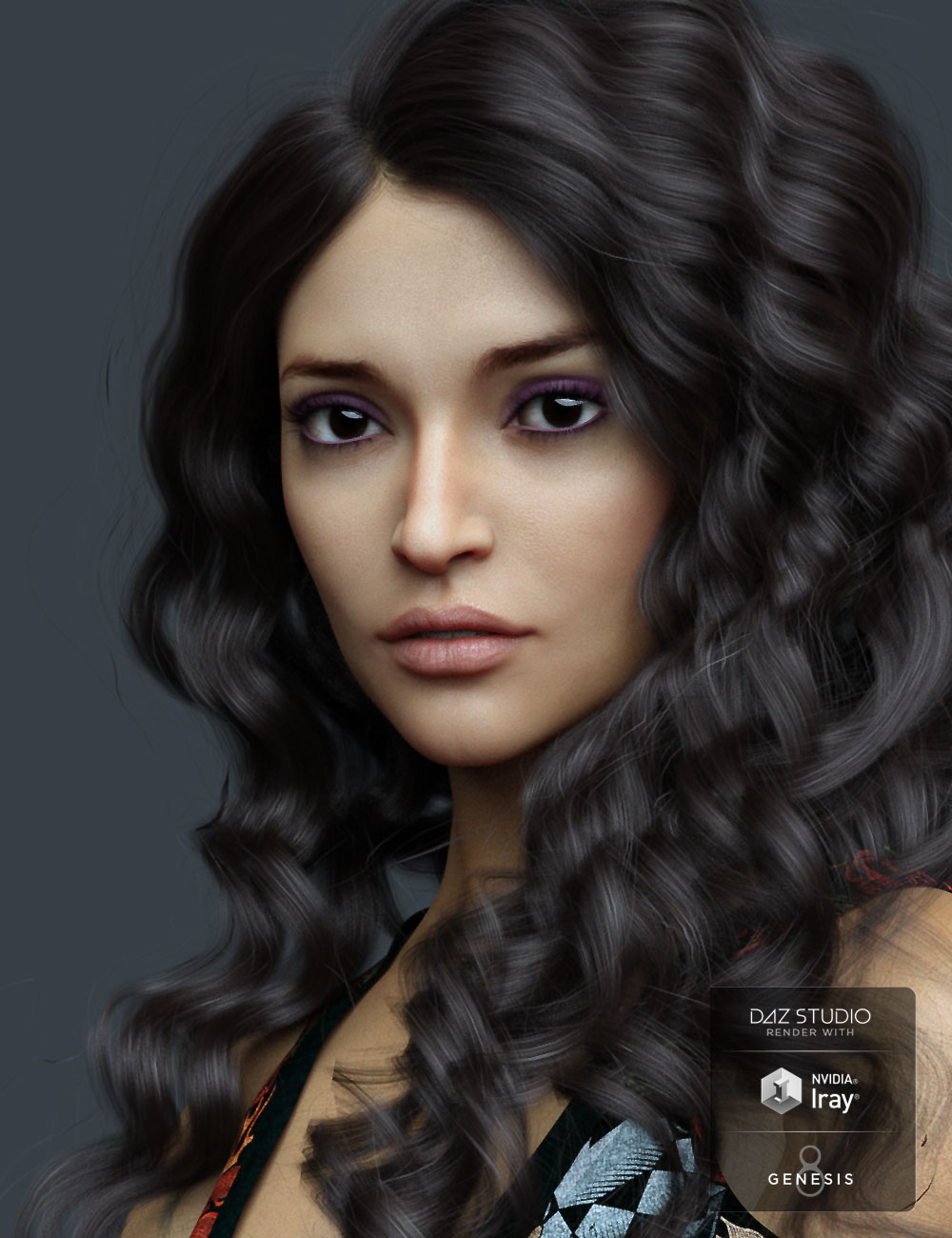 Aakash HD for Kala 8 by: Mousso, 3D Models by Daz 3D