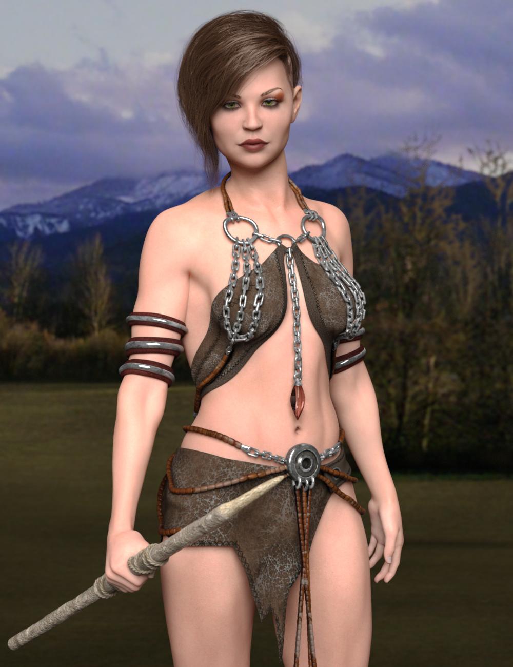 DE Faunia for Ellithia 8 by: Dark-Elf, 3D Models by Daz 3D