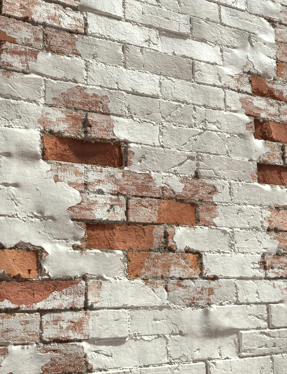 Substance Designer Tutorial & Material Graph - Procedural Painted Bricks by: dassanv, 3D Models by Daz 3D
