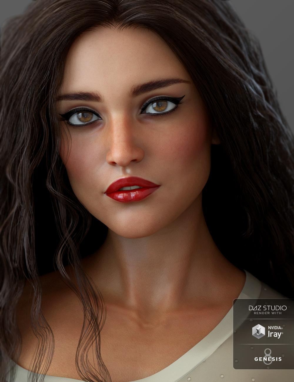 Iole HD for Kala 8 by: maelwenn, 3D Models by Daz 3D