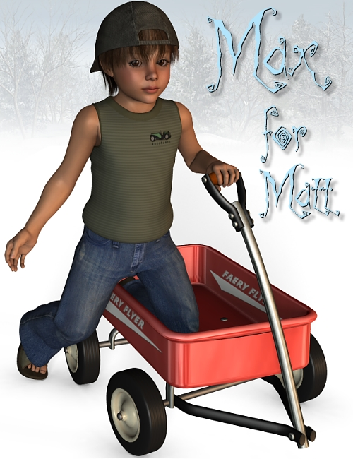 Max for Matt by: ThorneMadaSarsa, 3D Models by Daz 3D