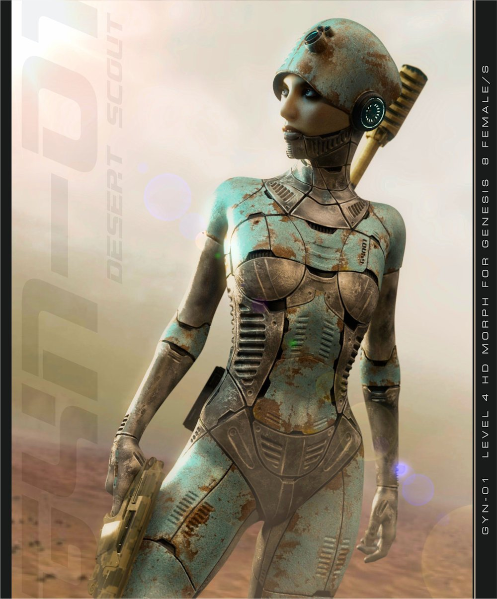 GYN-01 for Genesis 8 Female(s) by: daveyabbo, 3D Models by Daz 3D