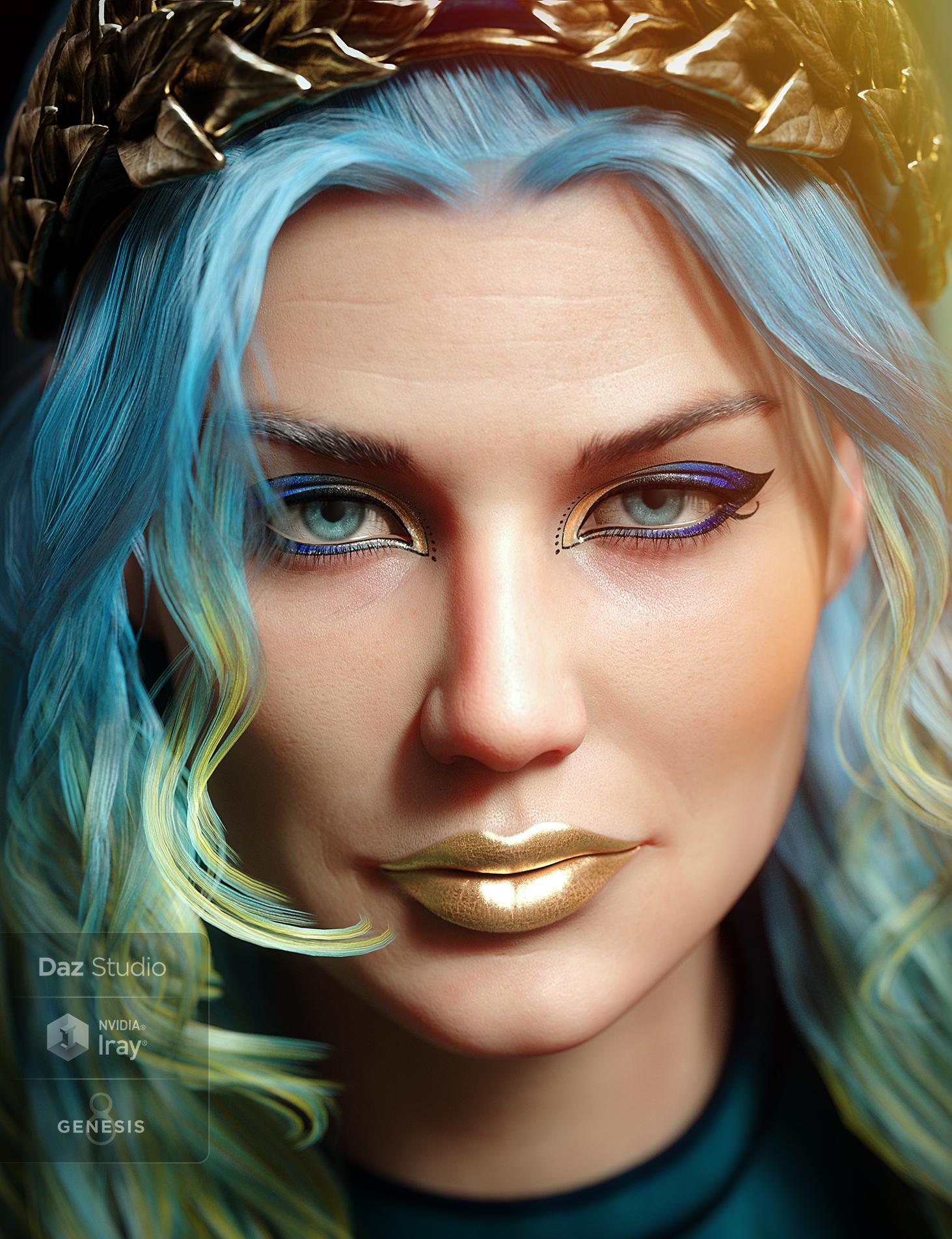Ellithia 8 Pro Bundle by: , 3D Models by Daz 3D