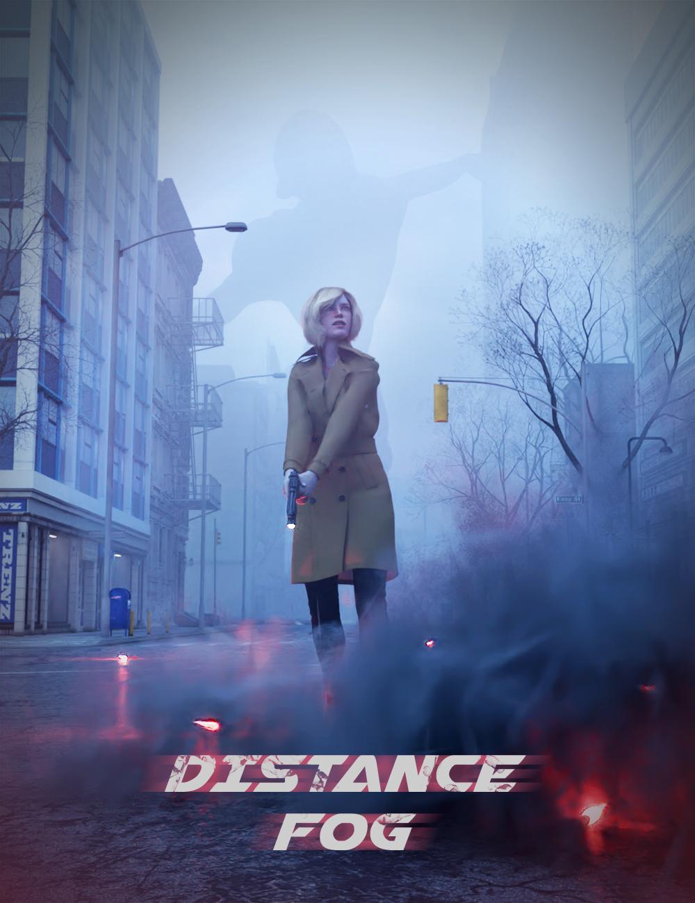 Iray Distance Fog by: KindredArts, 3D Models by Daz 3D