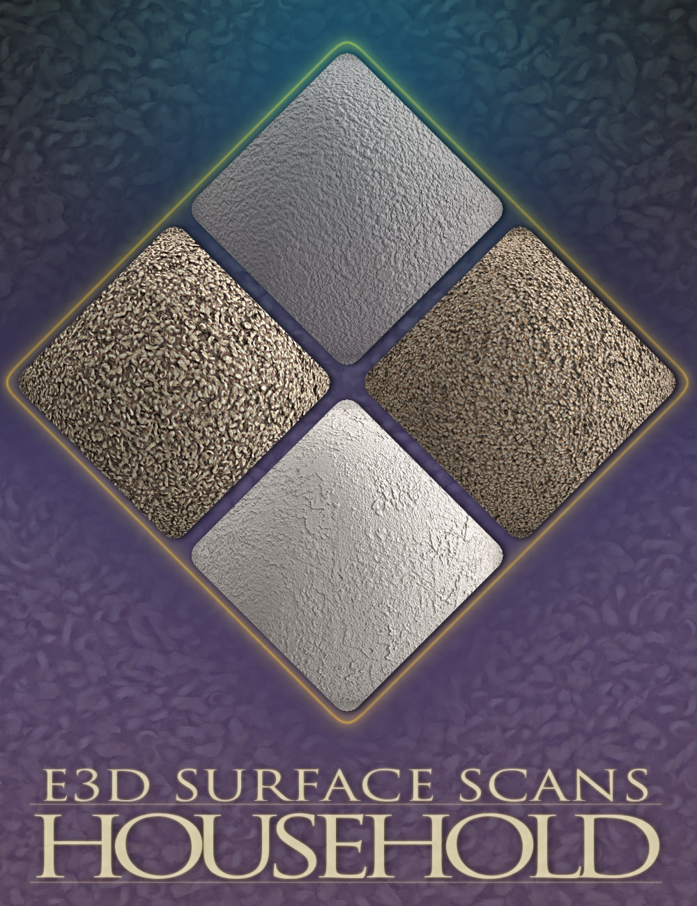 E3D Surface Scans - Household Textures and Merchant Resource by: EcoManiac3D, 3D Models by Daz 3D