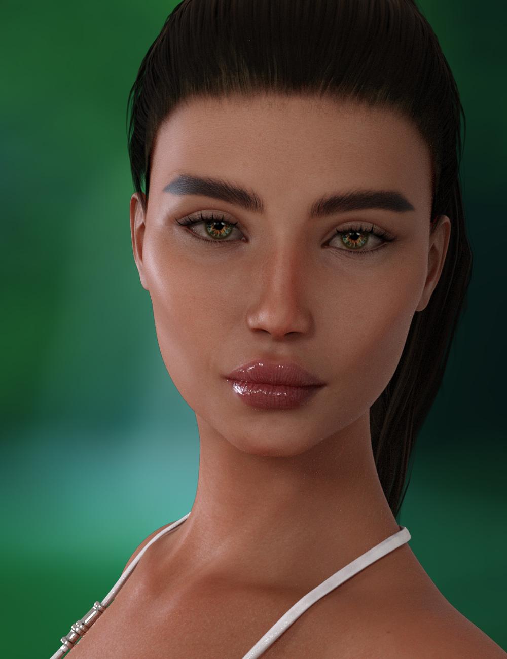 Chandler For Genesis 8 Female by: hotlilme74, 3D Models by Daz 3D
