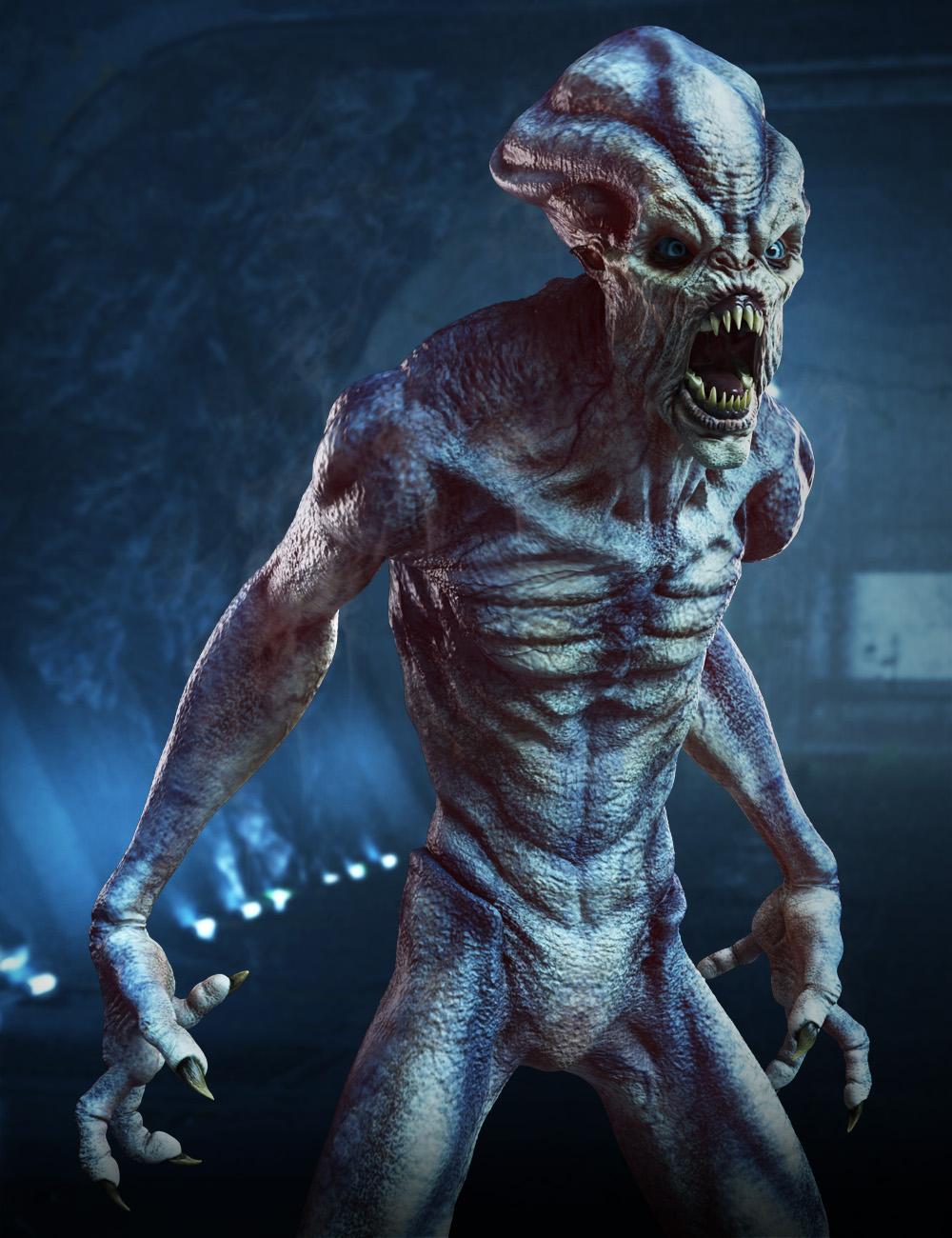 The Outlander HD for Genesis 8 Male by: Josh Crockett, 3D Models by Daz 3D