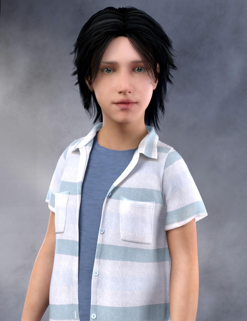 Jeremy for Genesis 8 Male by: SF-Design, 3D Models by Daz 3D