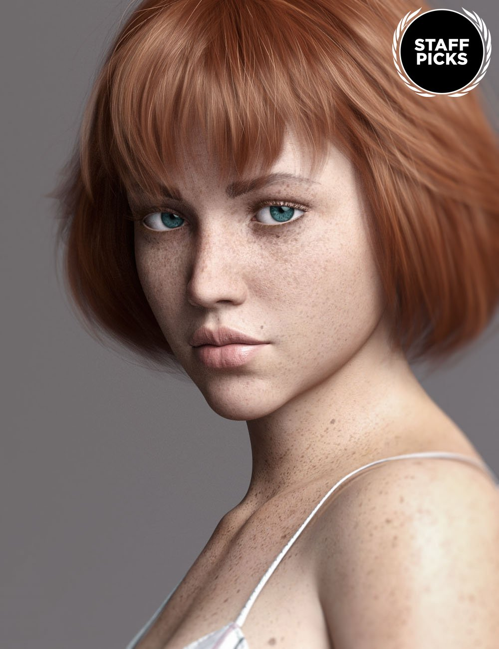 Sienna HD For Genesis 8 Female by: Colm Jackson, 3D Models by Daz 3D