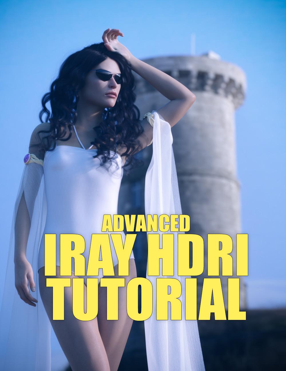 Advanced Iray HDRI Tricks - Tutorial by: Dreamlight, 3D Models by Daz 3D