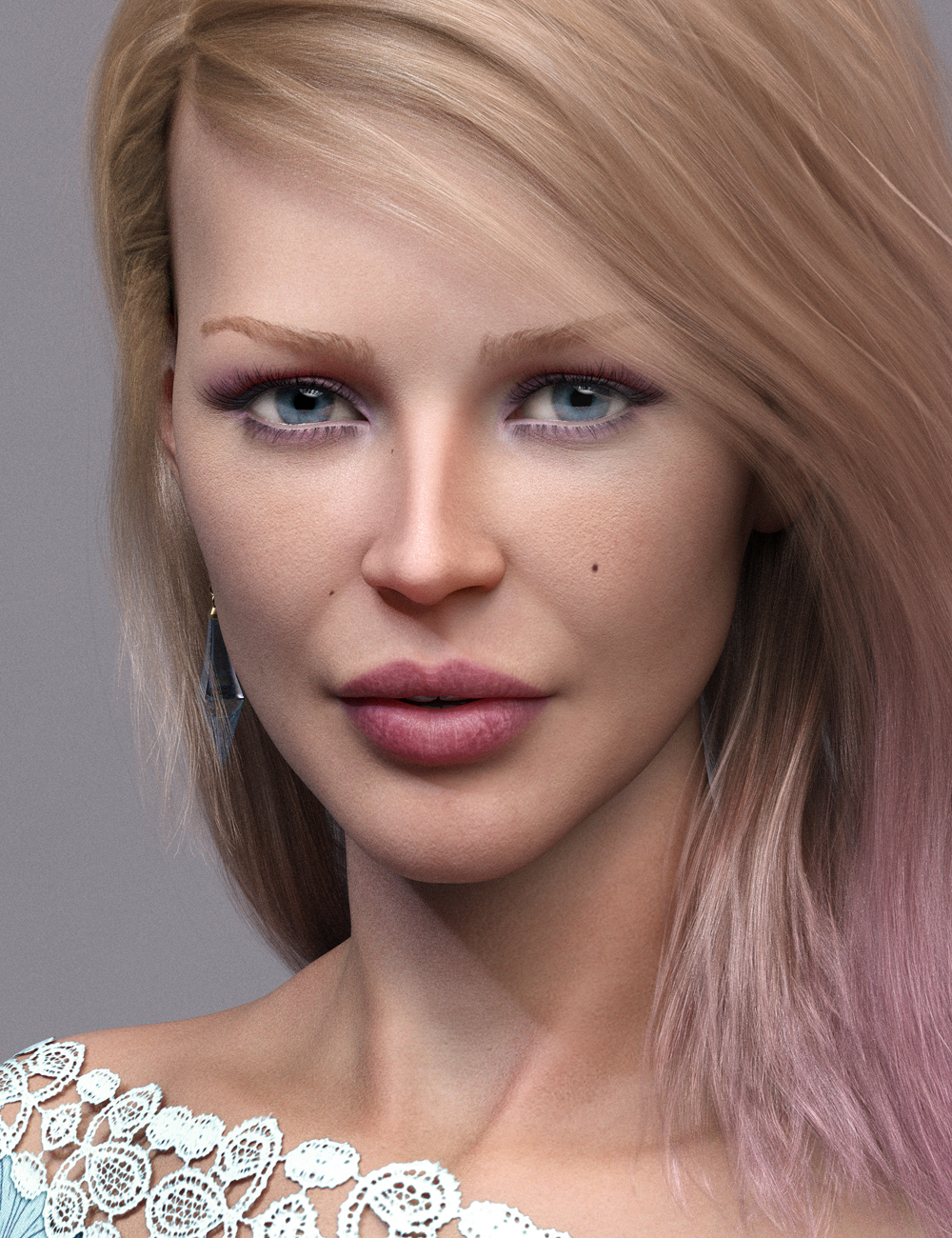 Alessandra HD for Leisa 8 by: Emrys, 3D Models by Daz 3D