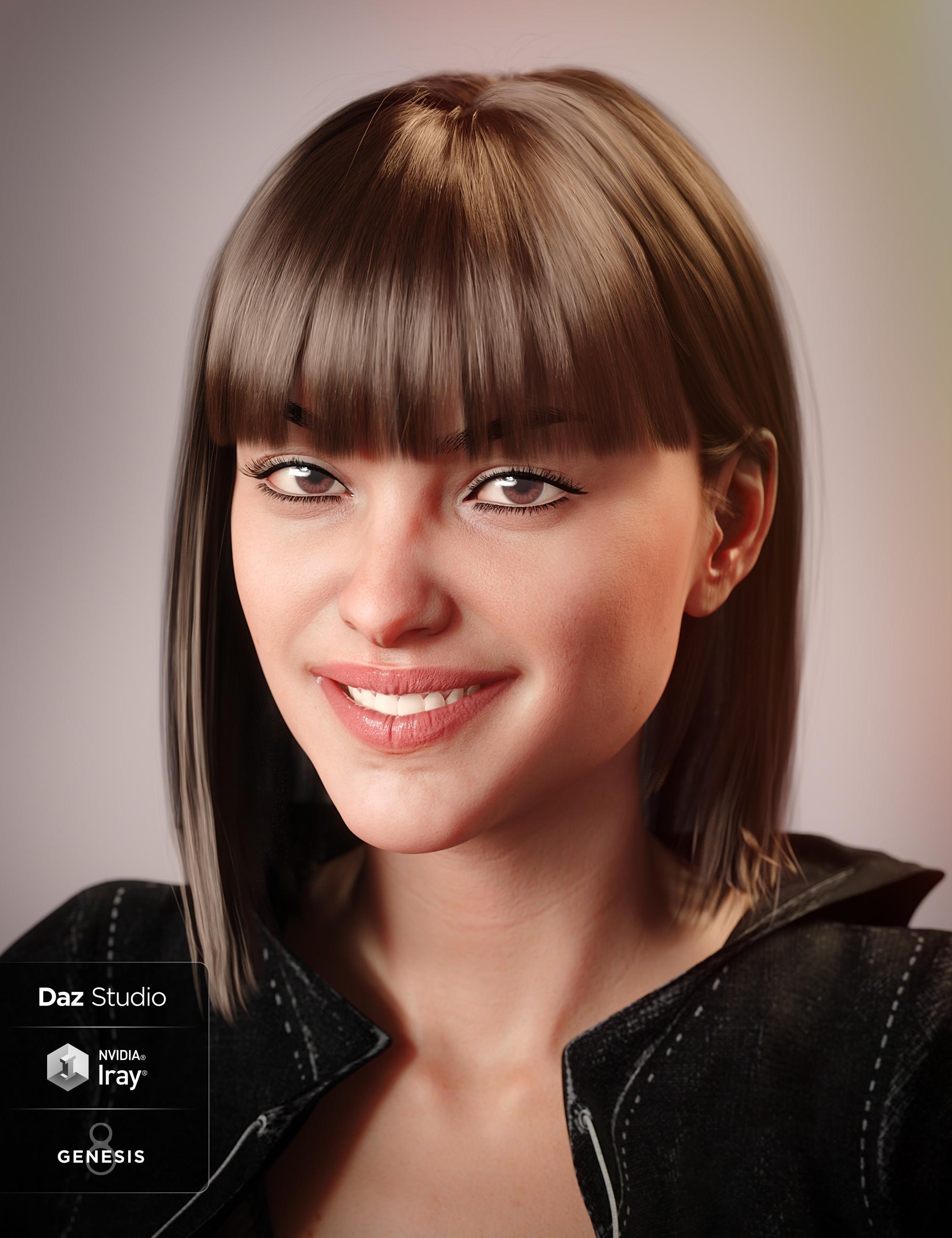 Teen Raven 8 Pro Bundle by: , 3D Models by Daz 3D