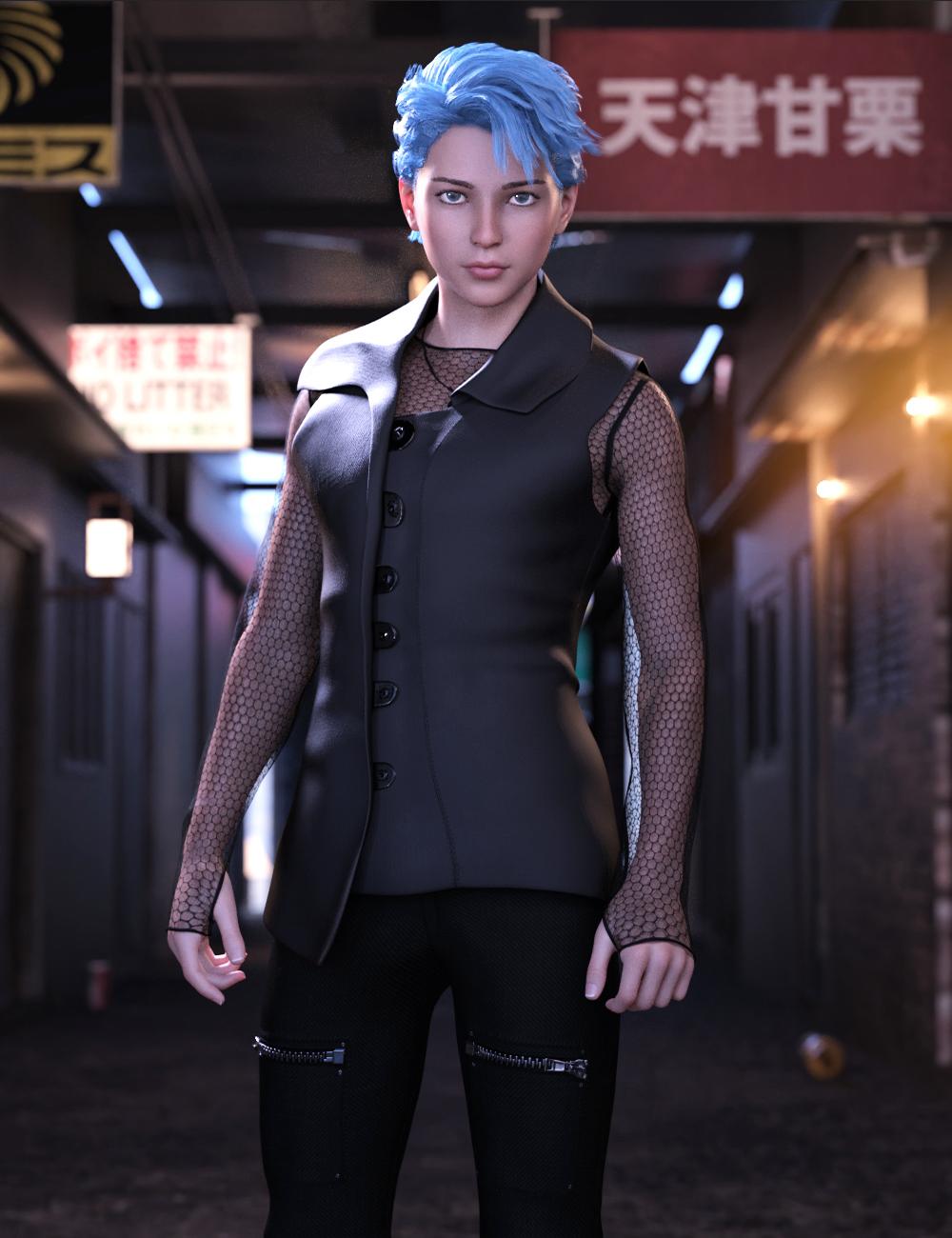 Jace for Yuzuru 8 by: Jessaii, 3D Models by Daz 3D