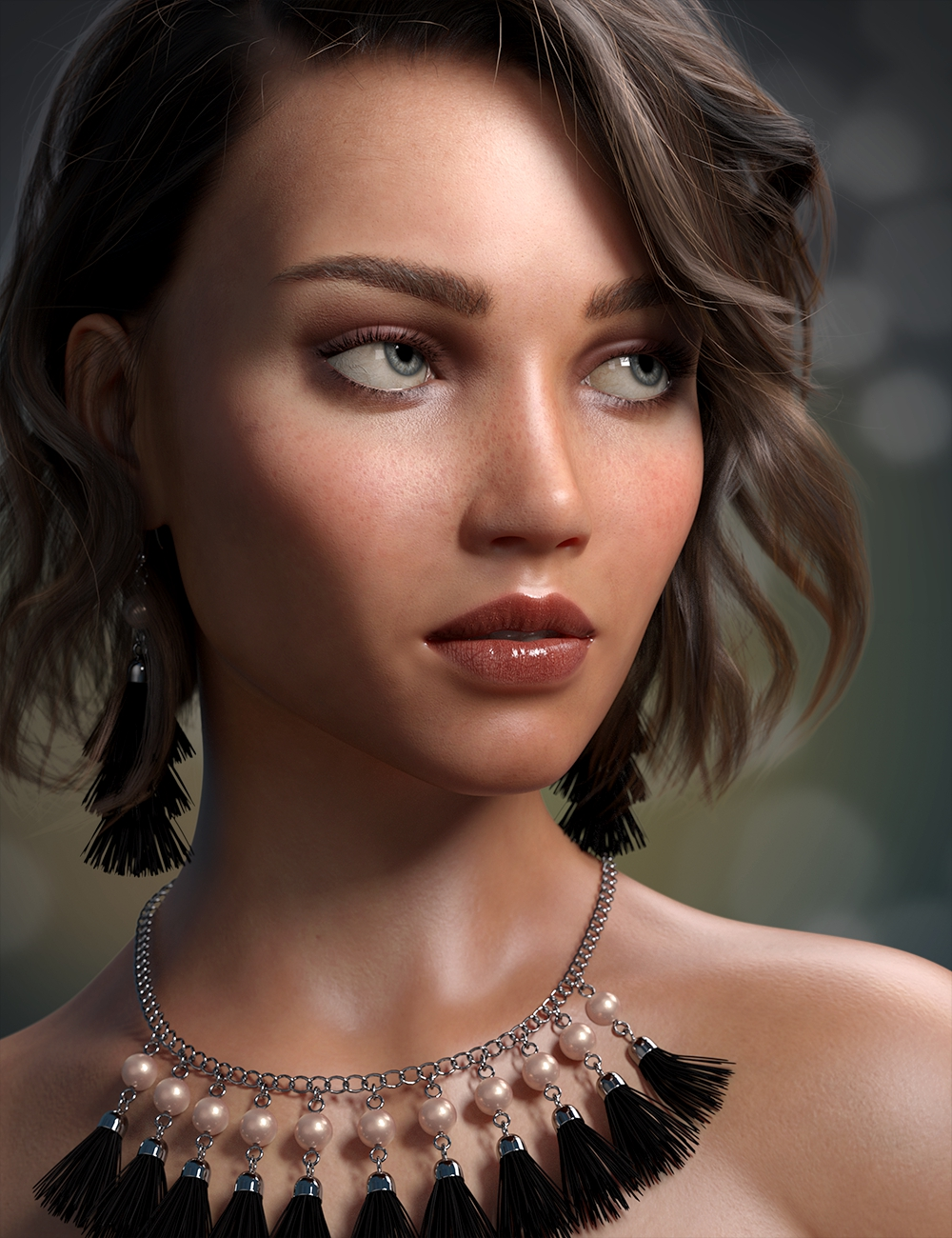 Tarian HD for Genesis 3 and 8 Female by: Lyoness, 3D Models by Daz 3D