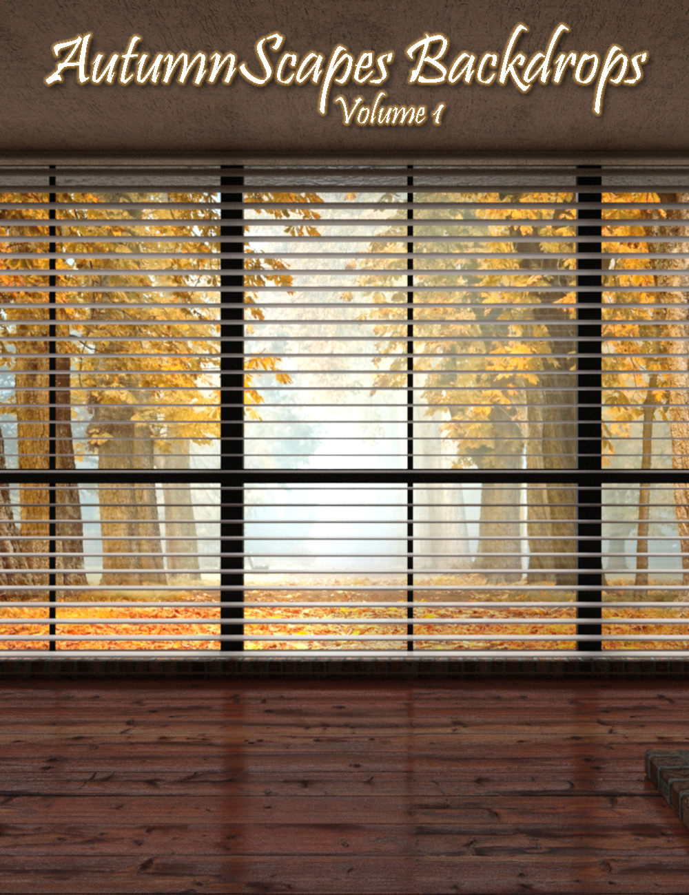 AutumnScapes Backdrops Volume 1 by: IlluminationImagineX, 3D Models by Daz 3D