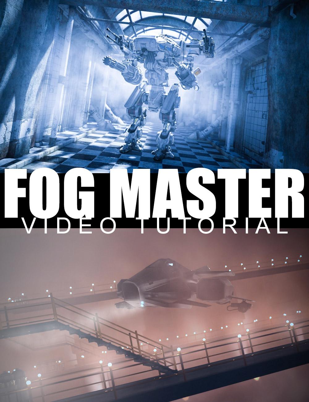 Fog Master - Video Tutorial by: Dreamlight, 3D Models by Daz 3D