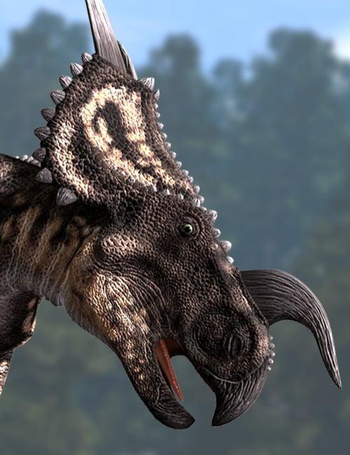Einiosaurus by: , 3D Models by Daz 3D