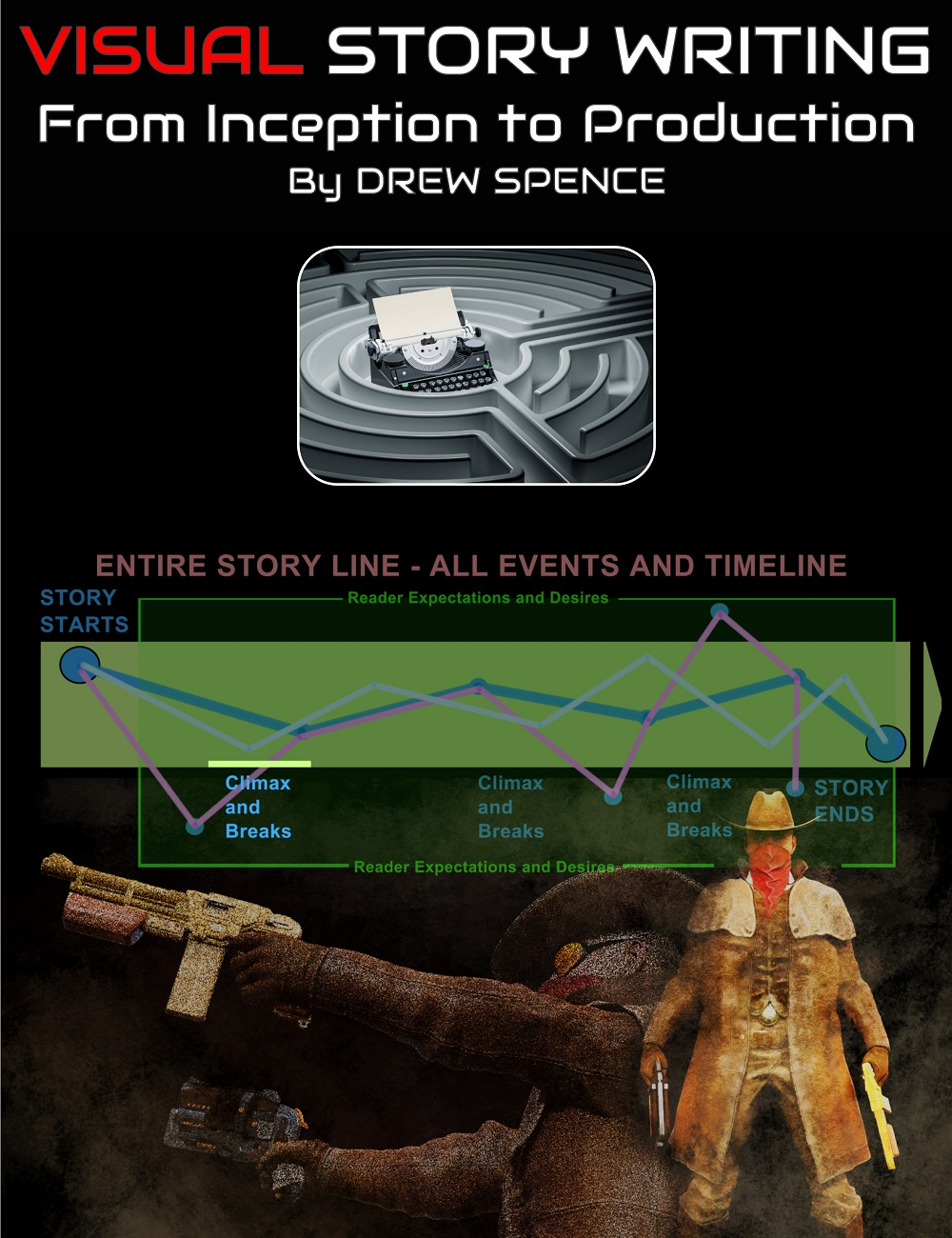Visual Story Writing : From Inception to Production by: Digital Art LiveGriffin Avid, 3D Models by Daz 3D