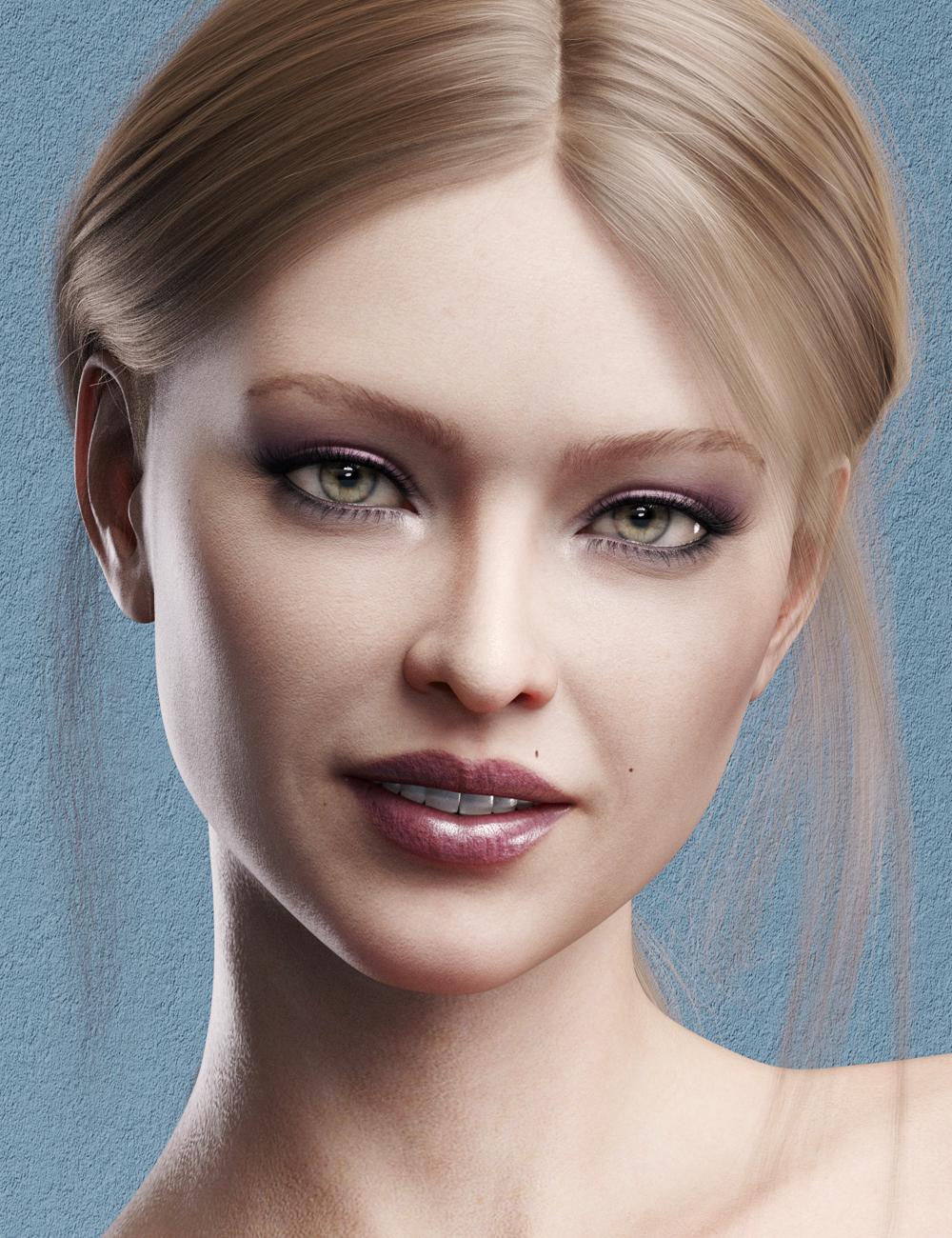Salvia HD for Genesis 8 Female by: Emrys, 3D Models by Daz 3D