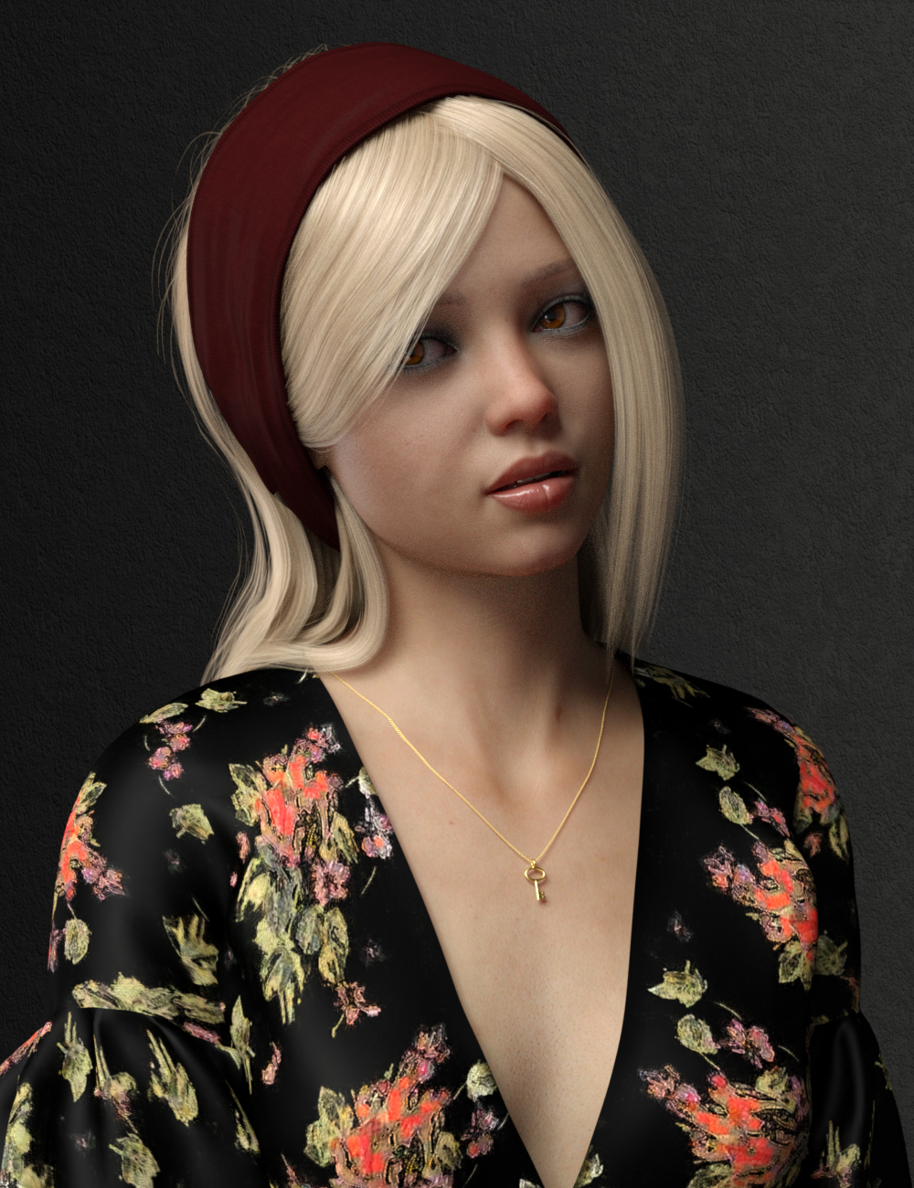 Akoulina HD For Genesis 8 Female by: iSourceTextures, 3D Models by Daz 3D