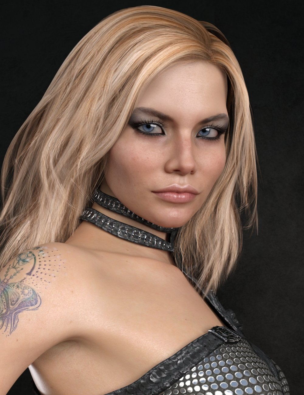 Remi HD for Genesis 8 Female by: RedzStudio, 3D Models by Daz 3D