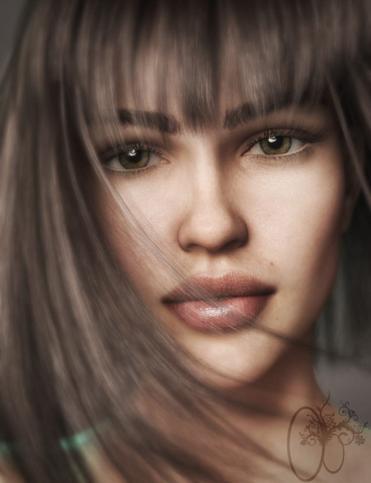 CB Genevieve HD for Genesis 8 Female by: CynderBlue, 3D Models by Daz 3D
