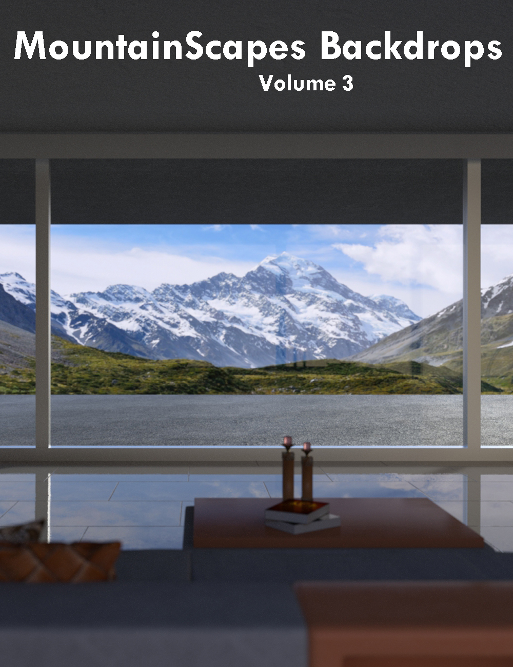 MountainScapes Backdrops Volume 3 by: IlluminationImagineX, 3D Models by Daz 3D