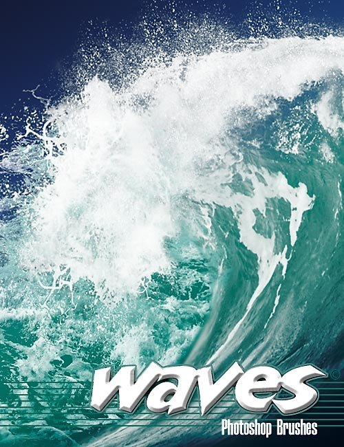 Ron's Waves by: deviney, 3D Models by Daz 3D
