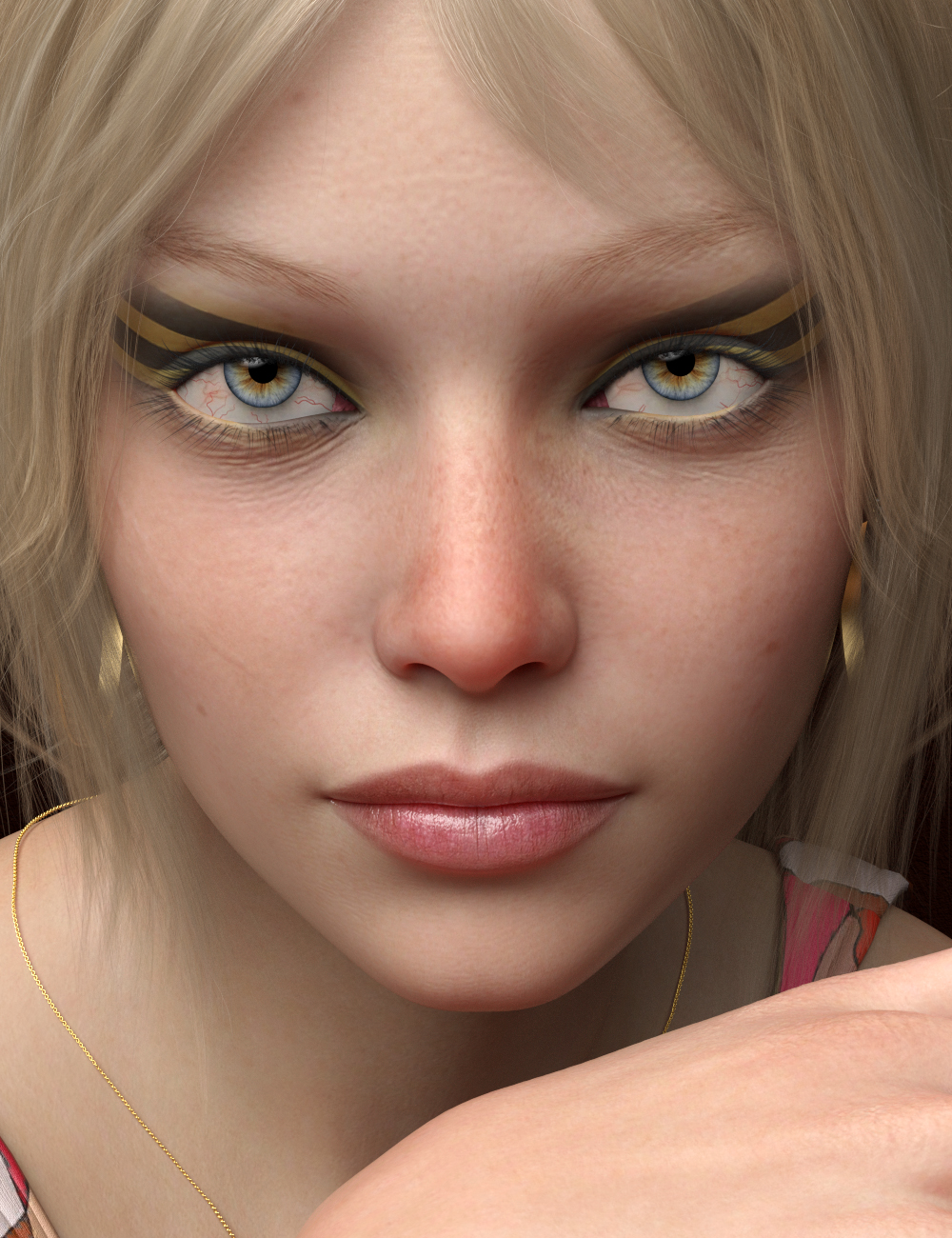 Chiquita HD For Genesis 8 Female by: iSourceTextures, 3D Models by Daz 3D