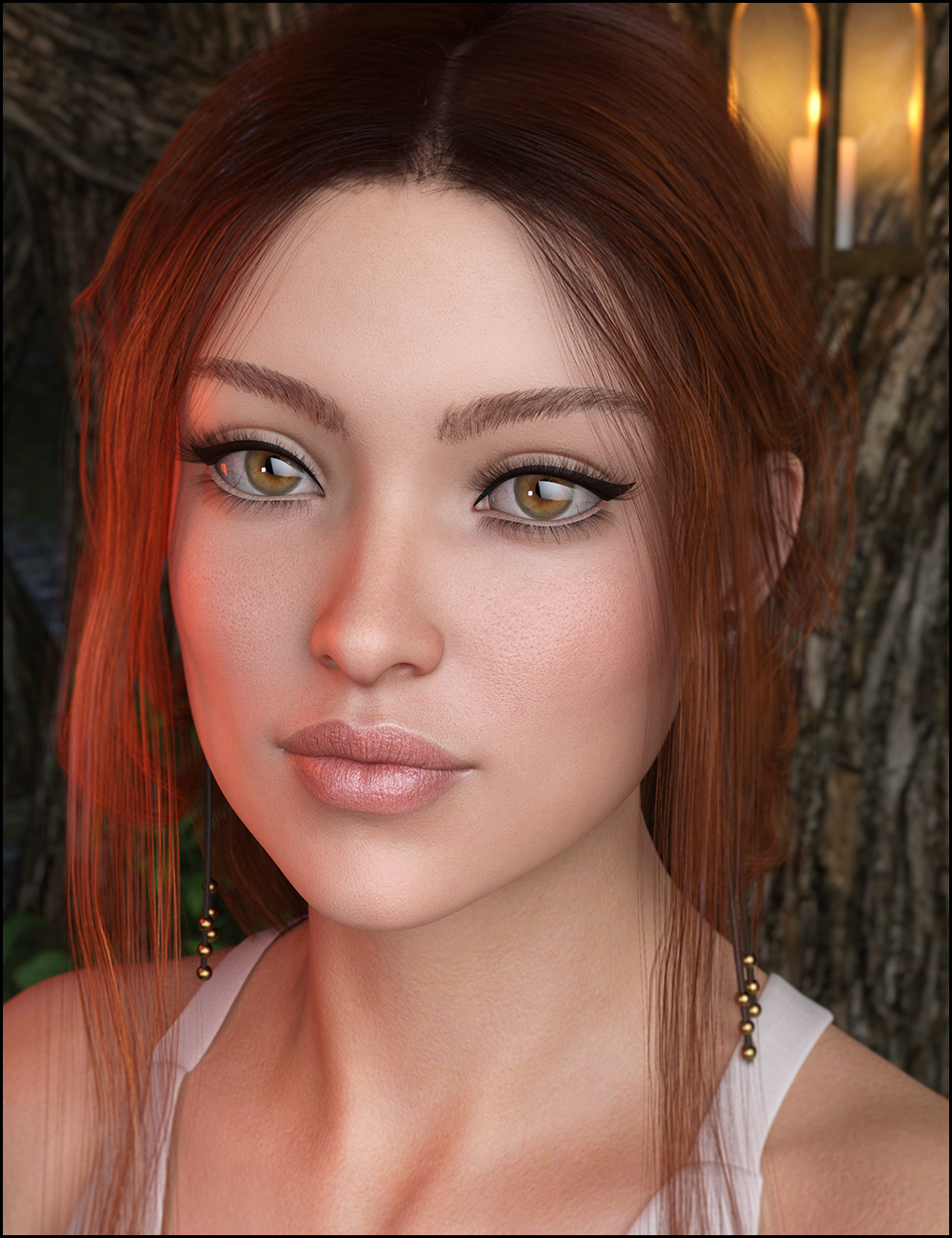 Lanya for CJ 8 by: Jessaii, 3D Models by Daz 3D