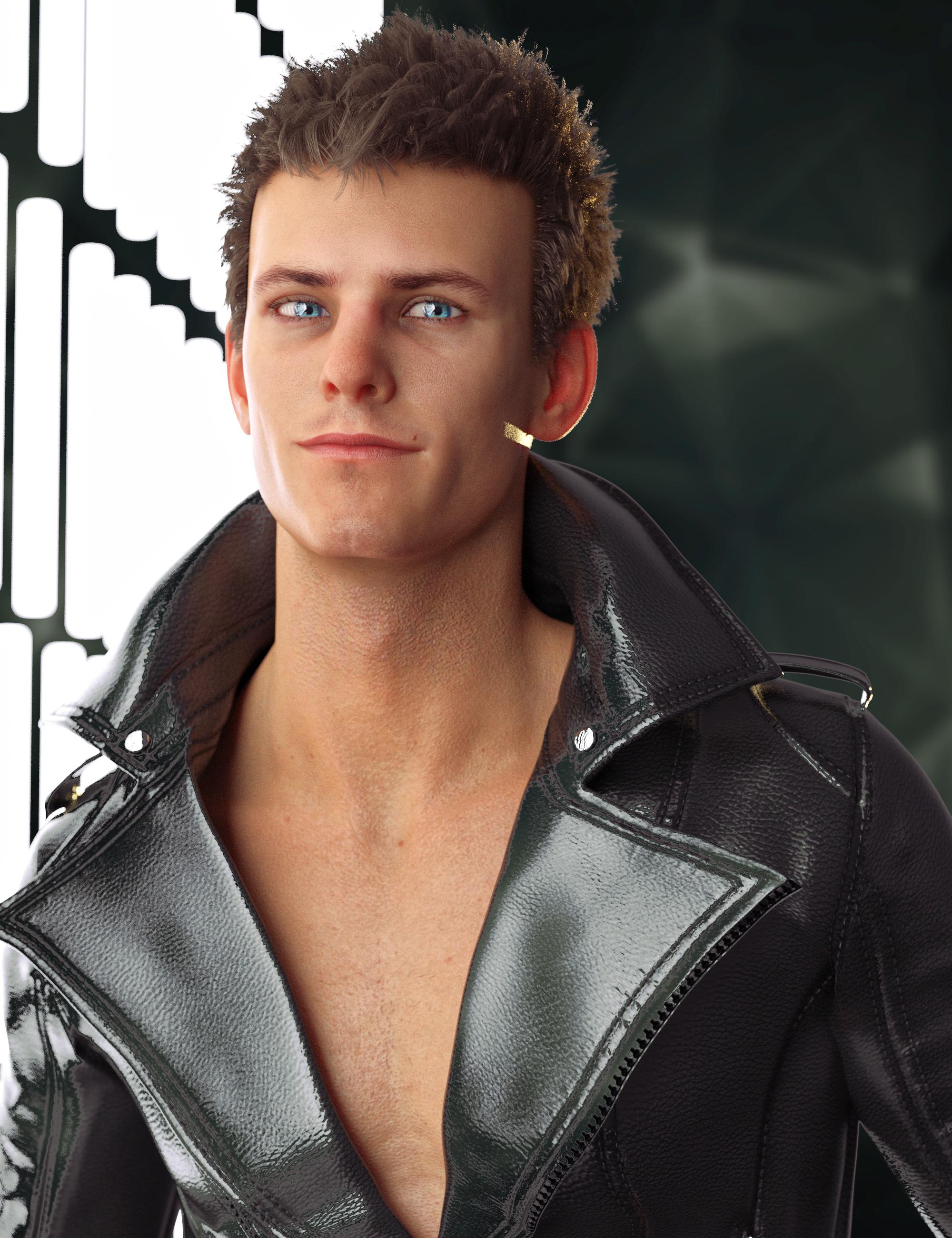 Roy HD for Genesis 8 Male by: PedroFurtadoArts, 3D Models by Daz 3D