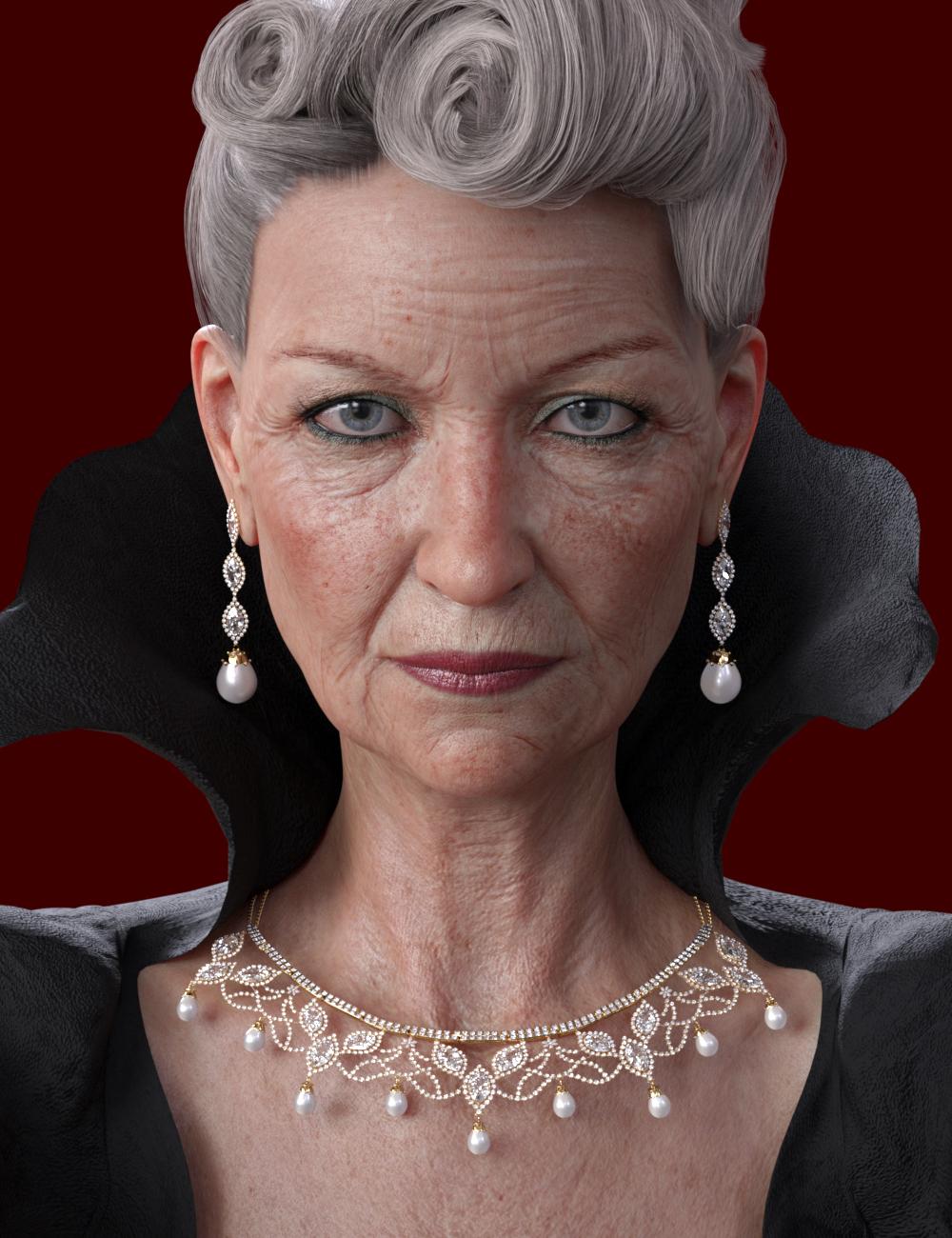 Regal Jewels for Genesis 8 Female(s) by: Titan XiVirtual_World, 3D Models by Daz 3D