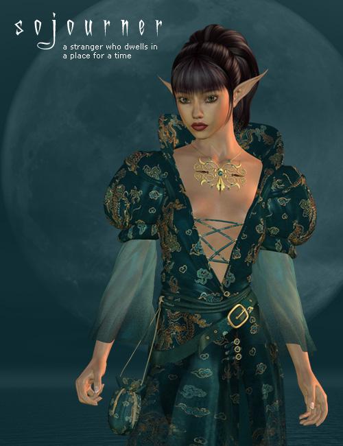 Sojourner V4 by: MadaThorne, 3D Models by Daz 3D