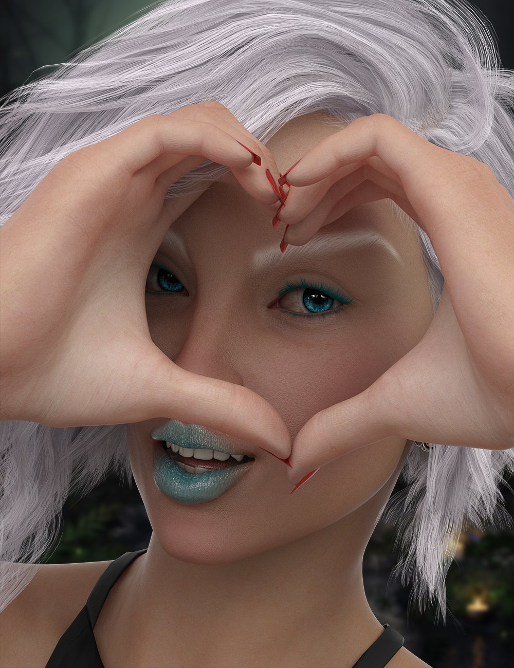 Aella for Genesis 8 Female by: hotlilme74, 3D Models by Daz 3D