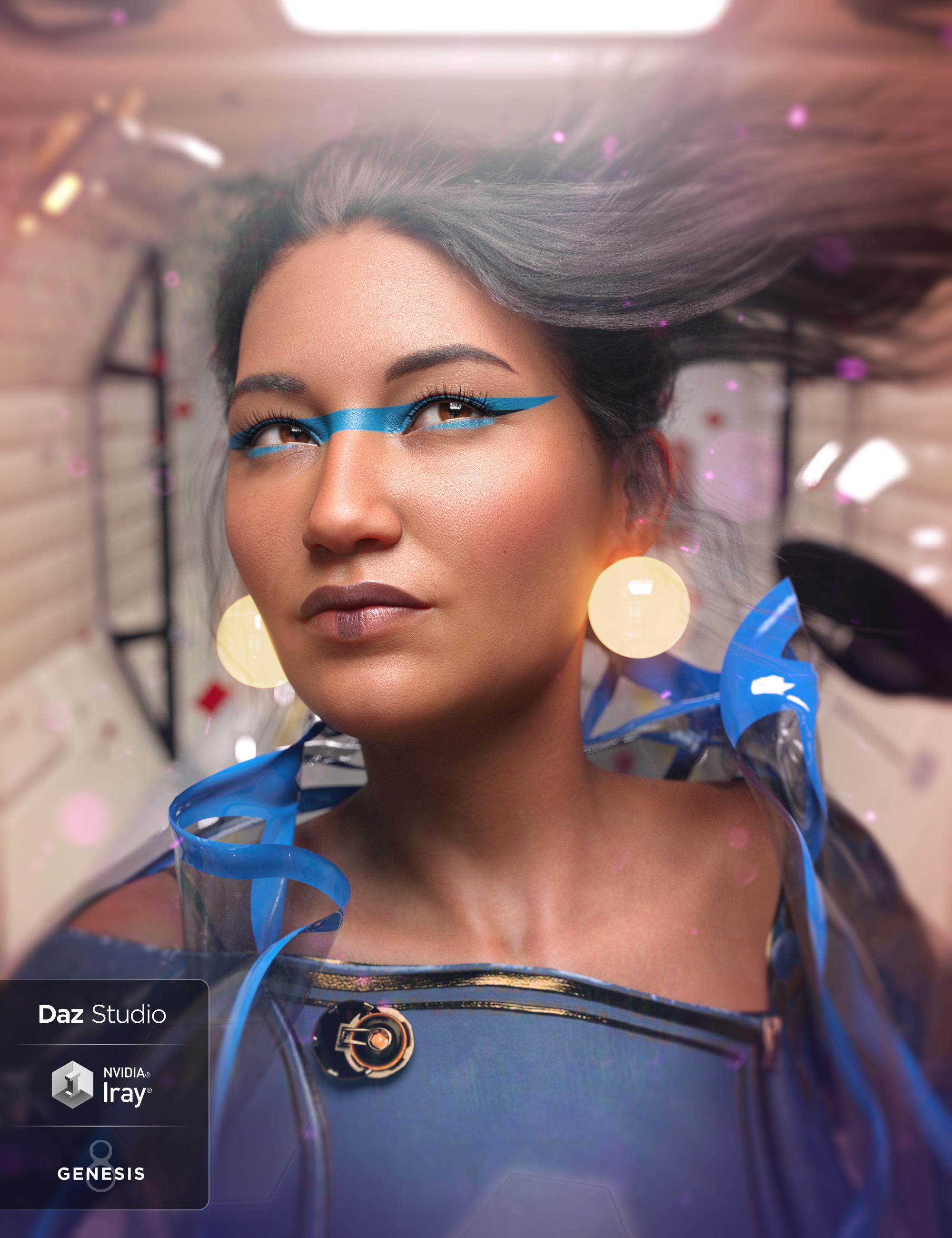 Alawa 8 by: , 3D Models by Daz 3D