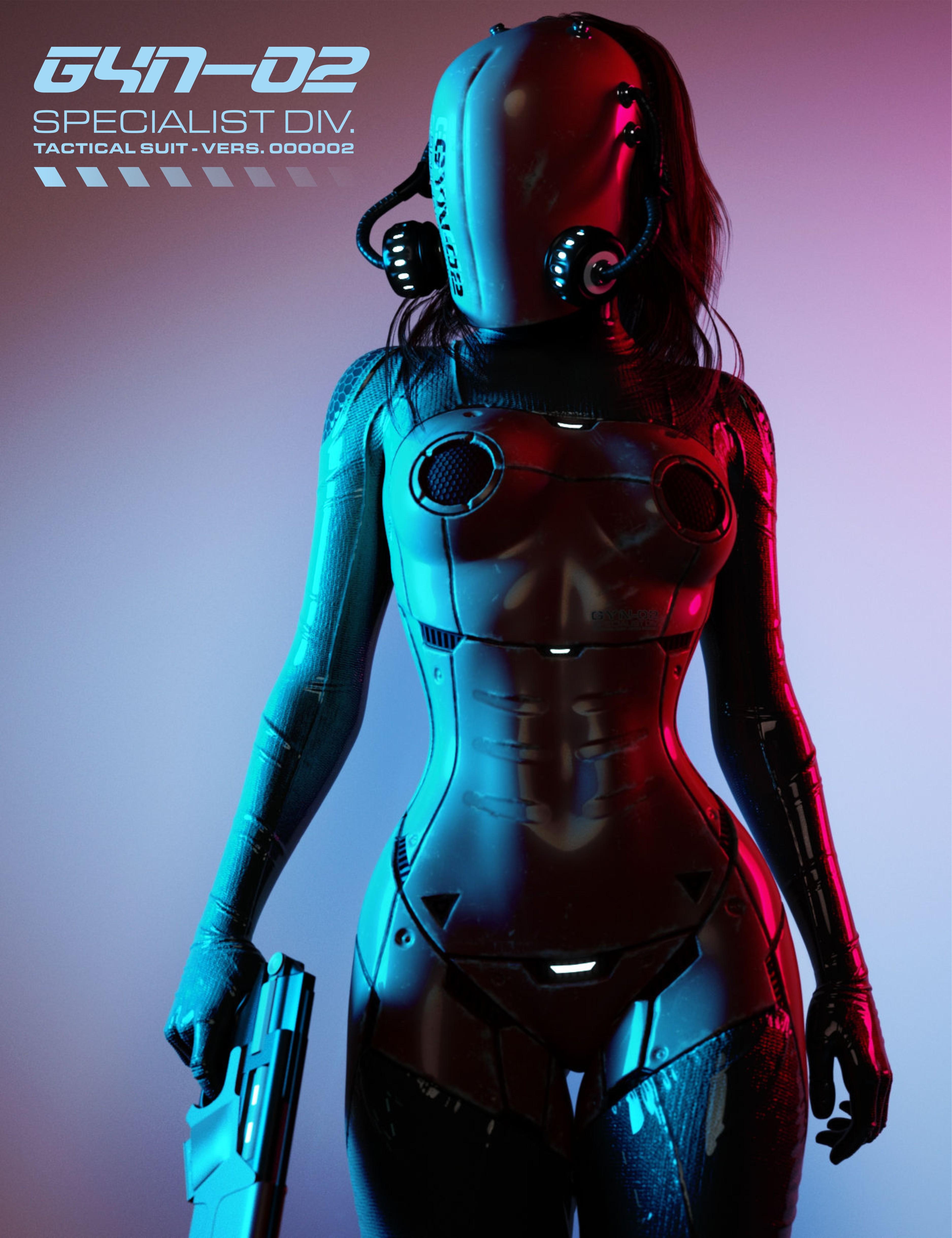 GYN-02 for Genesis 8 Female(s) by: daveyabbo, 3D Models by Daz 3D