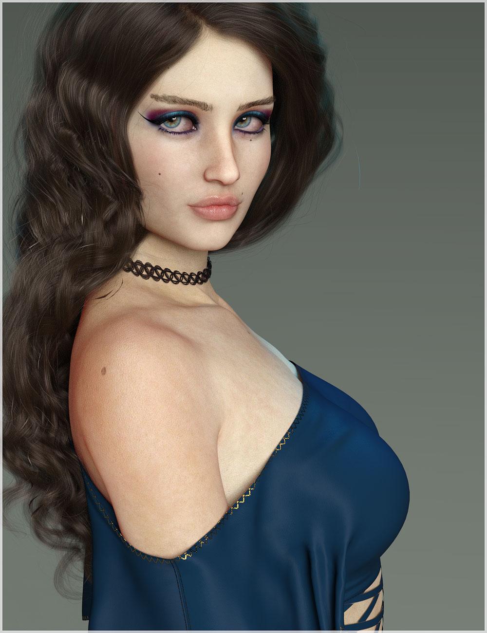 Anya For Josephene 8 by: Belladzines, 3D Models by Daz 3D
