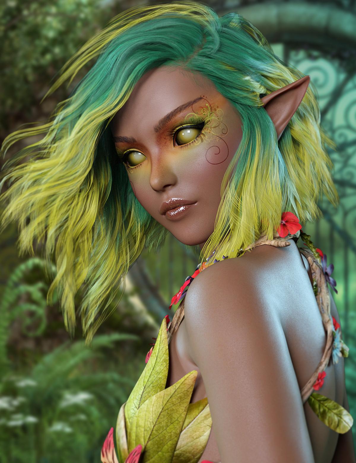 Madhi for Genesis 8 Female by: AdieneJessaii, 3D Models by Daz 3D