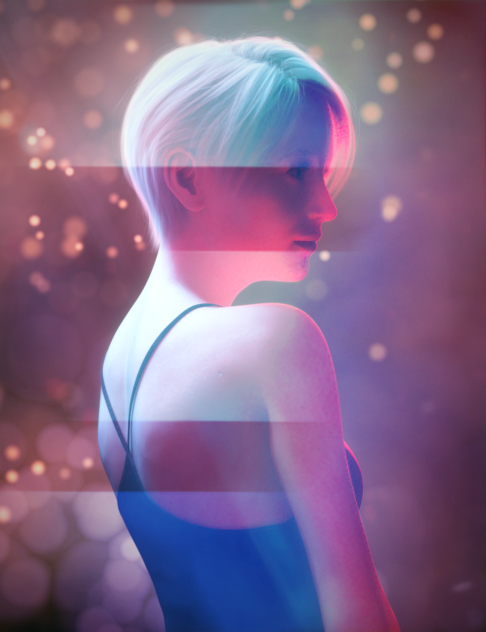Iray Ghost Light Kit 3 by: KindredArts, 3D Models by Daz 3D