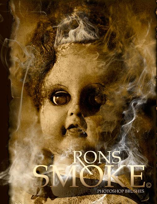 Ron's Smoke by: deviney, 3D Models by Daz 3D