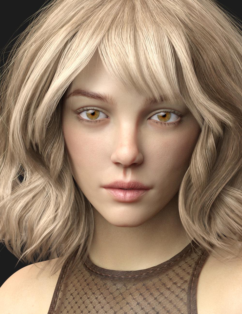 Gudrun HD for Genesis 8 Female by: Mousso, 3D Models by Daz 3D