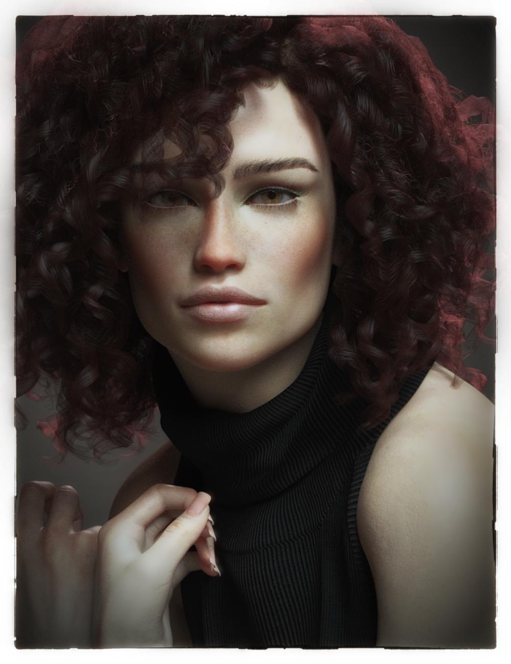 CB Giulia HD for Genesis 8 Female by: CynderBlue, 3D Models by Daz 3D