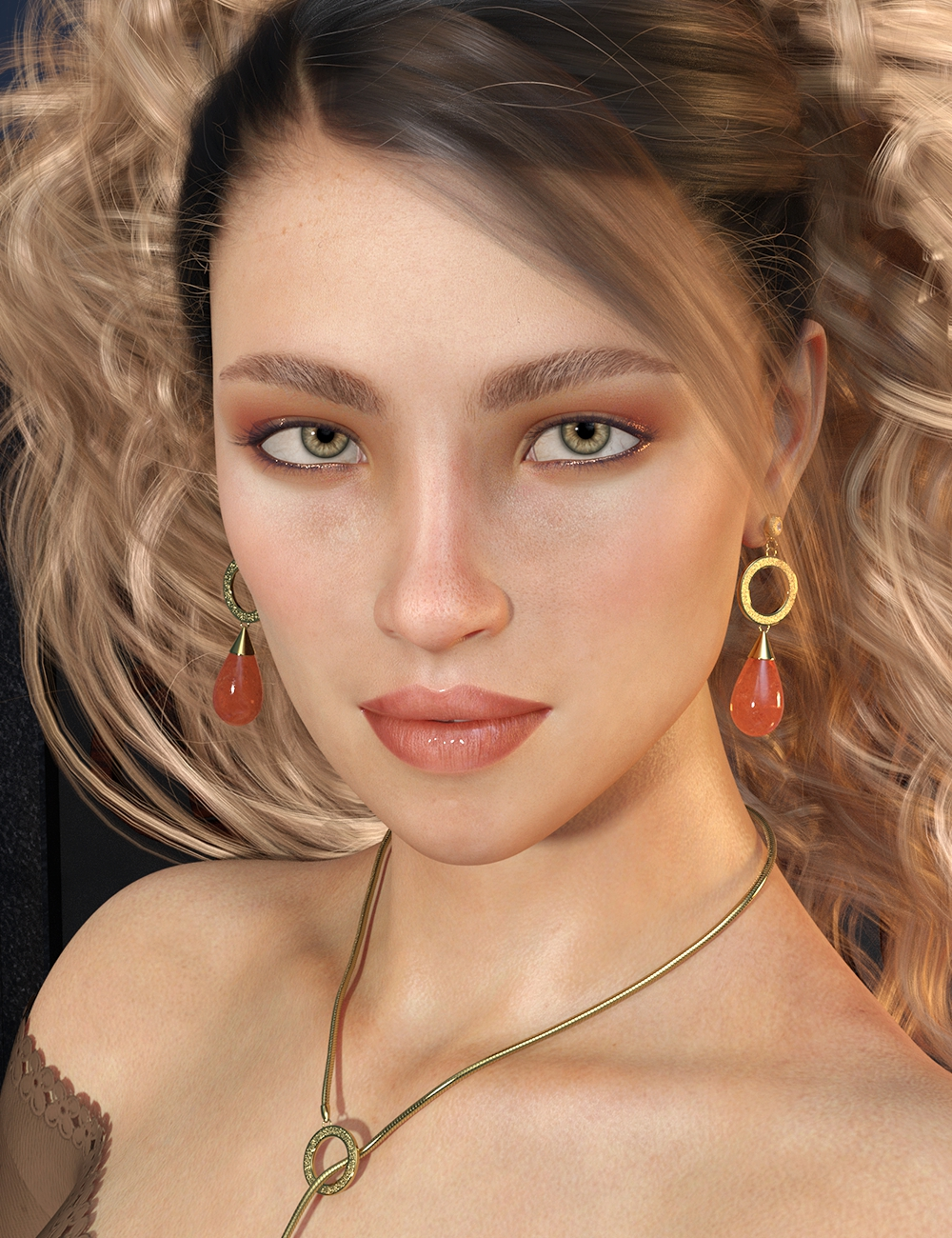 Wilder HD for Genesis 3 and 8 Female by: Lyoness, 3D Models by Daz 3D