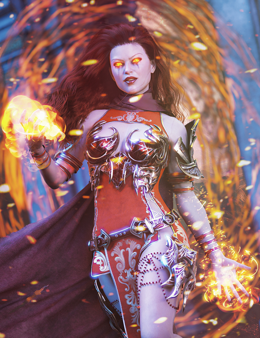 PTF Magic! Shaders and Wearables for Genesis 3 and 8 by: PixelTizzyFit, 3D Models by Daz 3D